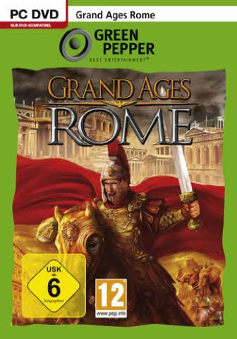 Grand Ages: Rome [Green Pepper]