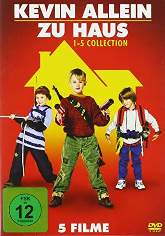 KEVIN COLLECTION 1-5 (5-DVD)