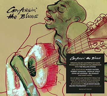 Various - Confessin' the Blues