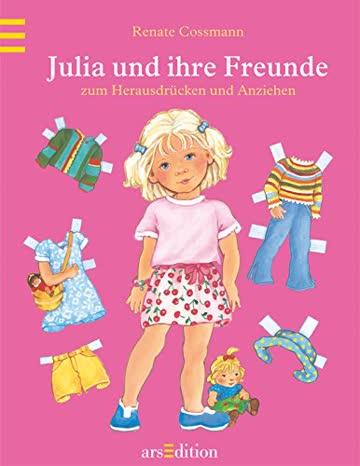 Julia und ihre Freunde: zum Herausdrücken und Anziehen