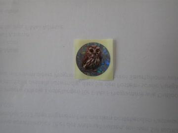 1 Migros Sticker