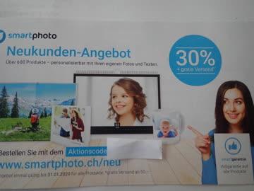 Gutscheinn smartphoto 30% Rabatt