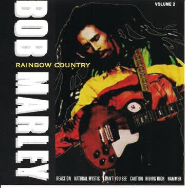 Bob Marley - Bob Marley Vol. 2 RE-RECORDING