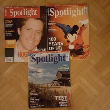 Spotlight Lernmagazin