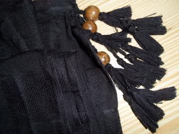 Langer, weicher Schal