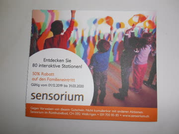 Sensorium in Walkrigen