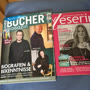 Zeitschriften Paket für Bücherfreunde