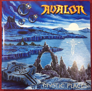 Avalon - Mystic Places (French Import)