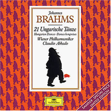 C. Abbado - Brahms: 21 Ungarische Tänze / Hungarian Dances
