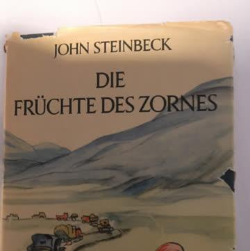 Steinbeck, John: Früchte des Zorns