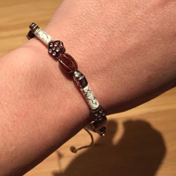Knüpf Armband