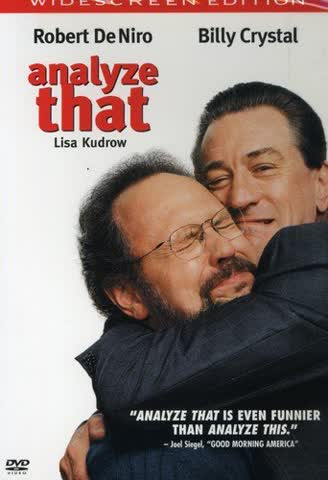 Analyze That [DVD] [2002] [Region 1] [US Import] [NTSC]