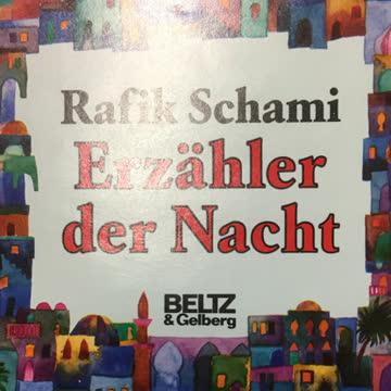 Schami, Rafik: Erzähler der Nacht