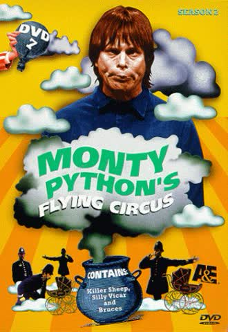 Monty Python's Flying Circus 7 [DVD] [Import]