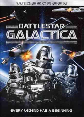 Battlestar Galactica / (Ws Dub Dol) [DVD] [Region 1] [NTSC] [US Import]