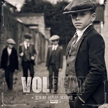 Volbeat - Rewind, Replay, Rebound (Deluxe Edition)