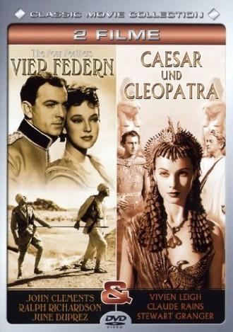 Vier Federn / Caesar und Cleopatra
