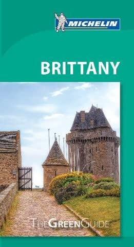Michelin The Green Guide Brittany (MICHELIN Grüne Reiseführer)