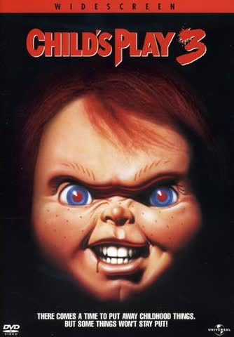 Child's Play 3 [DVD] [1991] [Region 1] [US Import] [NTSC]