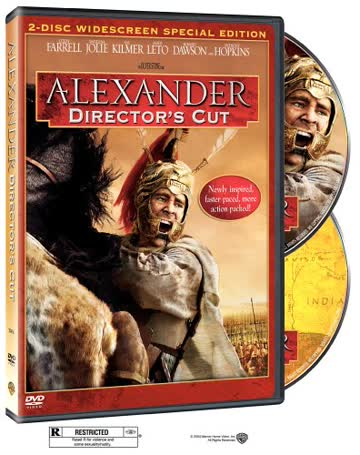 Alexander [DVD] [2005] [Region 1] [US Import] [NTSC]