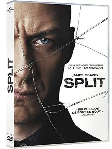 M. Night Shyamalan - Split (1 DVD)