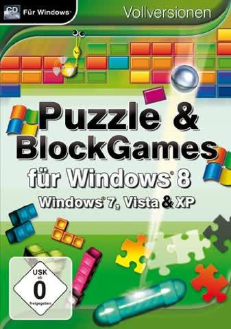 Puzzle & BlockGames [German Version]