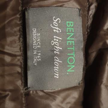 Benetton jacke fr 34 wenig getragen