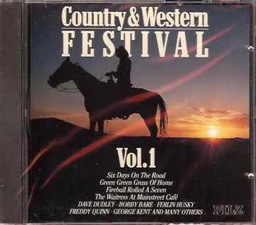 Various - Country & Western Festival, Vol. 1