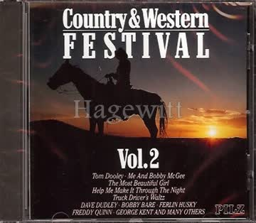 Various - Country & Western Festival, Vol. 2