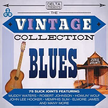 Various - Blues-the Vintage Collection