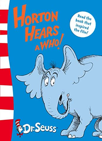 Horton Hears A Who!: Yellow Back Book (Dr. Seuss: Yellow Back Books)