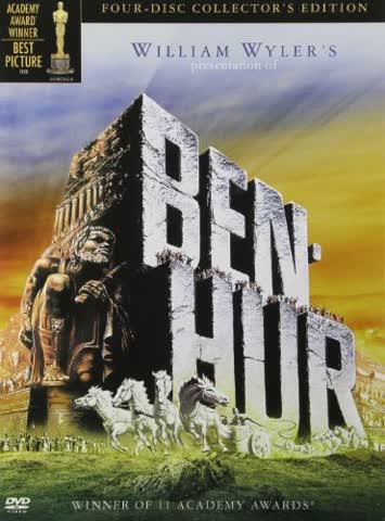 Ben Hur [Import USA Zone 1]