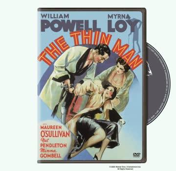 The Thin Man (US-Import)