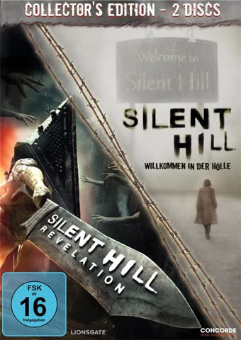Silent Hill - Willkommen in der Hölle / Silent Hill: Revelation [Collector's Edition] [2 DVDs]