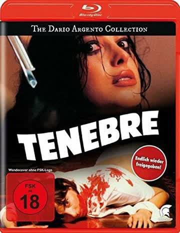 DARIO ARGENTO COLLECTION - TENEBRE (BLU-RAY)--DARIO ARGENTO COLLECTION (1 Blu-ray)