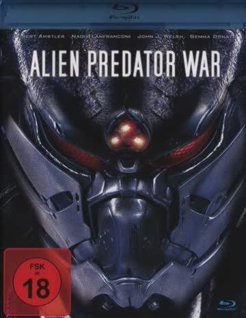Alien Predator War [Blu-ray]