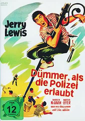 Dümmer, als die Polizei erlaubt [DVD] [1957]