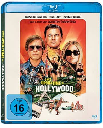 Once Upon A Time In... Hollywood (Blu-ray)