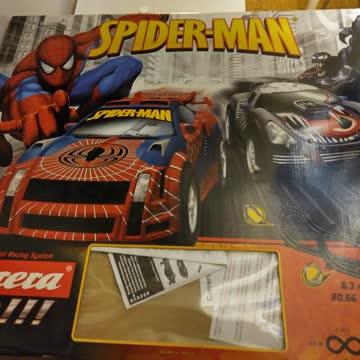 "Carrera ""Spiderman"""