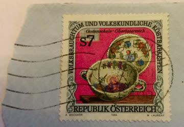 Österreich S7, 1994, A.Böcskör, M.Laurent