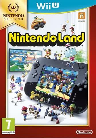 Nintendo Land - Wii U Nintendo Selects