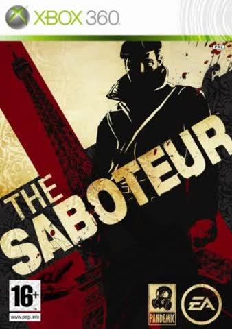 The Saboteur [Spanisch Import]