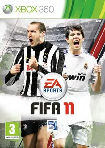 Xbox 360 - Fifa 11 - [PAL ITA - MULTILANGUAGE]