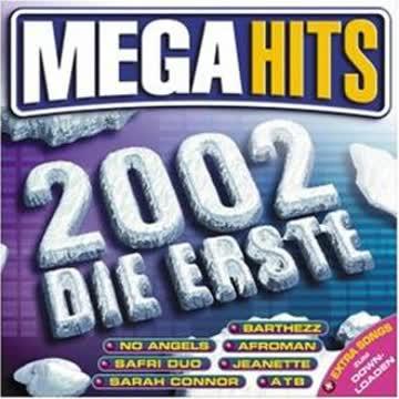 Various - Mega Hits 2002-die Erste