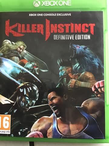 Killer Jnstinct Definitive Edition