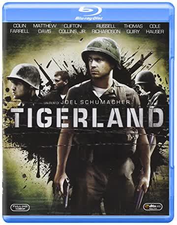 Tigerland [Blu-ray] [IT Import]