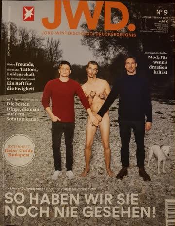 JWD Nr 9, Jan./Feb. 2019, Joko Winterscheit's Druckerzeugnis