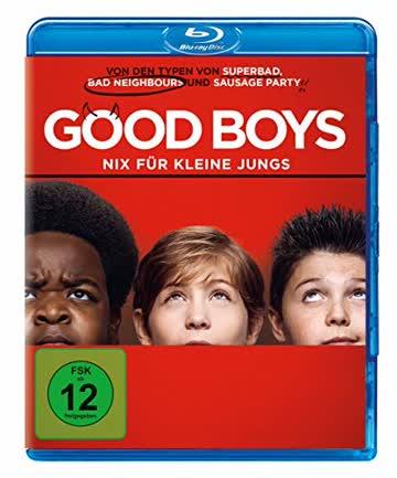 Good Boys - Nix für kleine Jungs [Blu-ray] [2019]