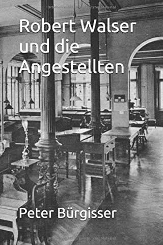 Robert Walser und die Angestellten: Die Darstellung der Angestelltenarbeit bei Robert Walser vor ihrem sozialhistorischen Hintergrund