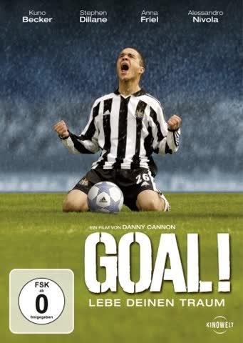 Goal! - Lebe deinen Traum [DVD]